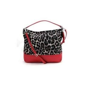Coach Ocelot Bag Red Leopard Pak
